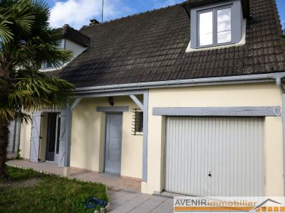 Immobilier claye souilly blanc mesnil maison villa for Terrain claye souilly