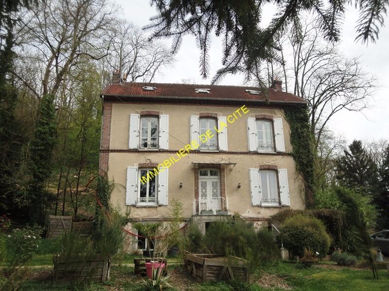 Maison bourgeoise parc 1 hectare provins 77160 for Achat maison neuve provins