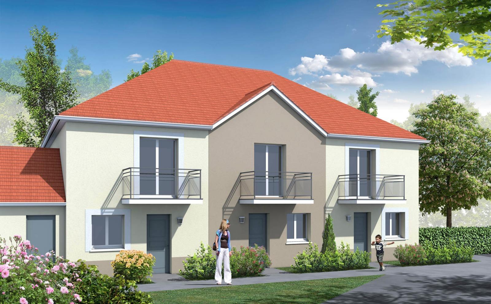 Vente pavillon morigny champigny 91150 78m avec 4 for Garage morigny champigny