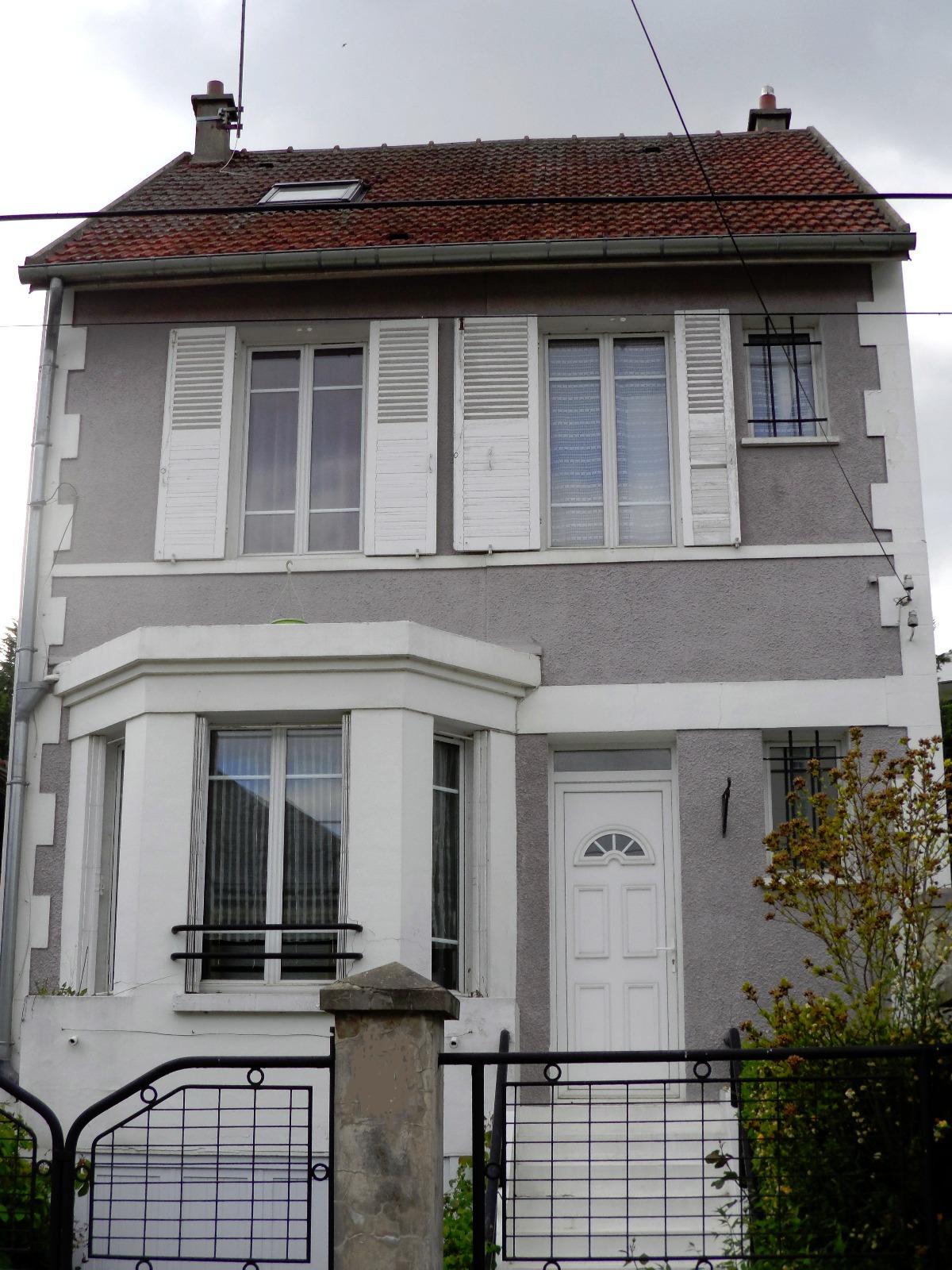 Vente maison ancienne nogent sur oise 60180 104m avec 5 pi ce s dont 3 chambre s sur 193m - Chambre des metiers nogent sur oise ...