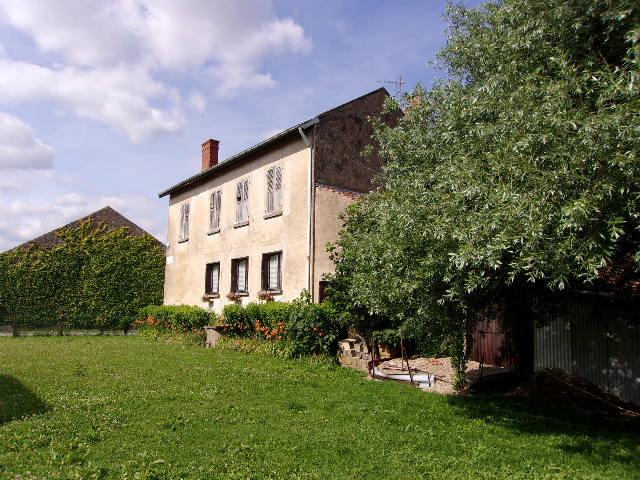 Achat maison Champdivers (39500) proche Verdun sur le Doubs, 6 ...