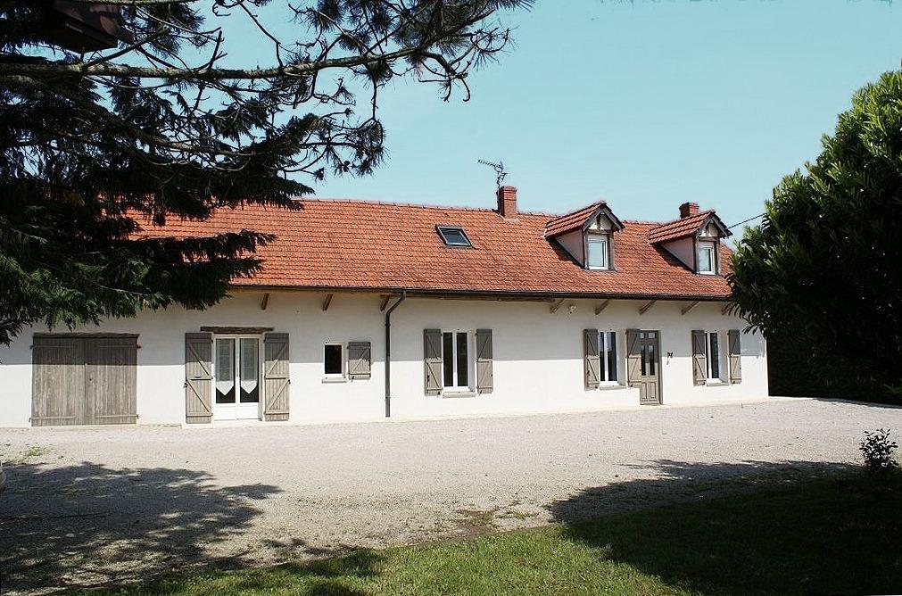 Achat maison ciel 71350 proche verdun sur le doubs 5 - Maison renovee savoyarde ciel atelier ...