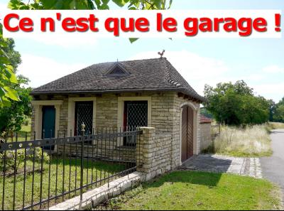 St Gervais en Vallière-Demeure rénovée sur terrain de 810 m² ou avec ferme de 285 m²-terrain 2272 m²