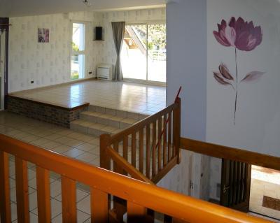 Maison à Verdun S/le Doubs-157 m²-7 pièces-5 chambres-1 salle de bain-1 salle de douche-2 WC- 631 m²