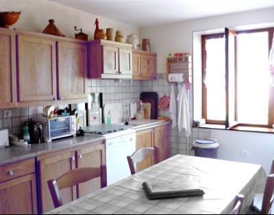 20 km de Beaune-6 km de Verdun S/D-maison de village de 193 m²-7 pièces-6 chambres-garage-sur 455 m²