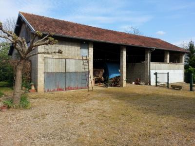 10 minutes de Seurre et 15 minutes de Verdun sur le Doubs maison de 108 m² habitables