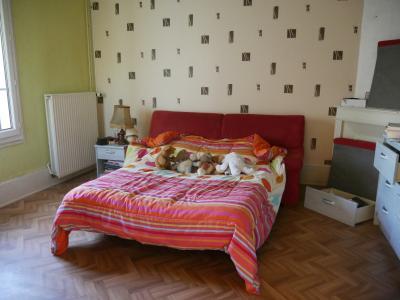 Bragny sur Saône-Maison entièrement de plain-pied sur 120 m²-3 chambres-terrain 1600 m²