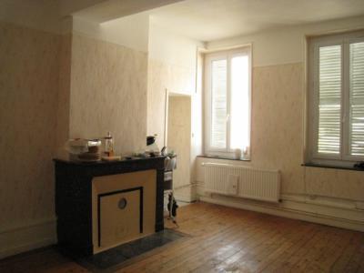 Appartement à Verdun-sur-le-Doubs - T4 - 3 chambres - doubles vitrages - chauffage central gaz