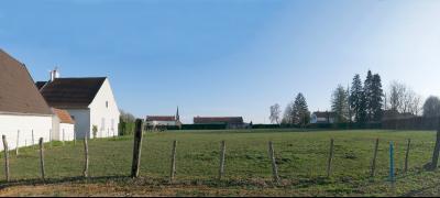 SERMESSE - Terrain plat entièrement viabilisé de 1000 m² - à 45 ?/m²