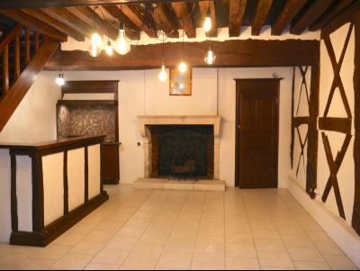 Location maison à Verdun-sur-le-Doubs - 130 m² sur 3 niveaux - 3 chambres