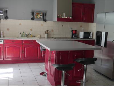 EXCEPTIONNEL -Maison de village à Allerey sur Saône-132 m²-6 pièces-3 chambres-garage fermé de 92 m²