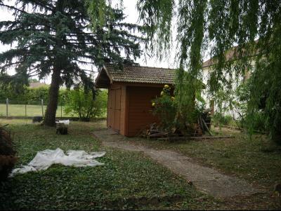 Maison-8 mn de Seurre et Verdun S/D-en partie rénovée-155 m²-5 chambres-2 salles de bain-2WC-2357 m²