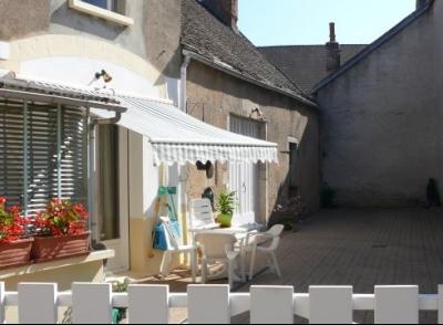 10 mn sud de Nuits Saint Georges - Maison de bourg tout confort - proximité du centre du village