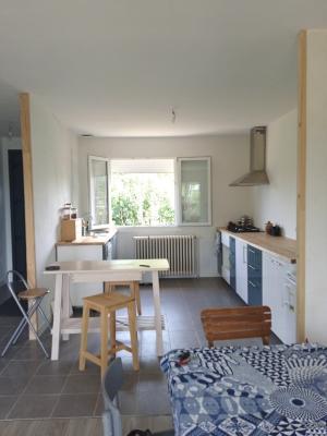 Maison au calme en bord de Saône