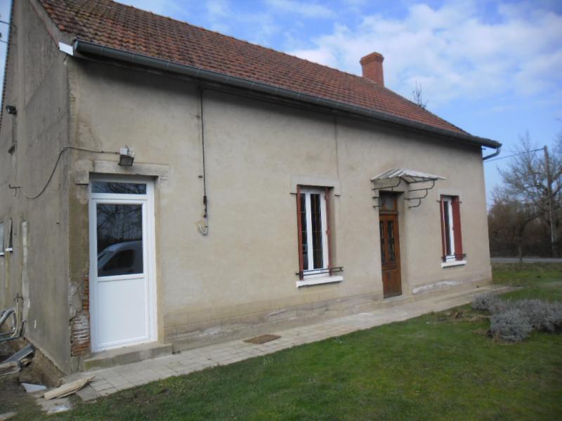 Annonce location maison saint tienne en bresse 71370 for Annonce location maison