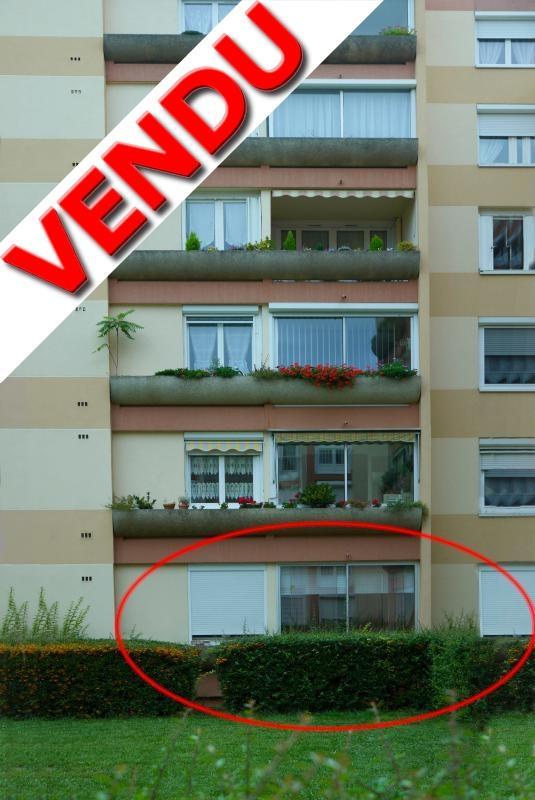 Beaune-Appartement T4 entièrement de plain-pied-quartier du