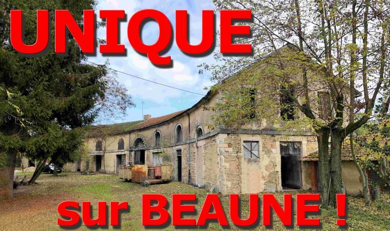 BEAUNE intra-muros-Ancienne ferme issue d'un monastère multiséculaire-560 m² aménageables-sur3660 m²