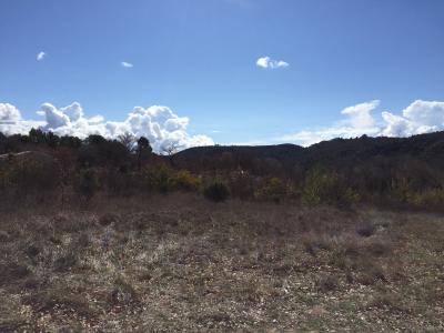 VINON terrain plat viabilisé exposition sud