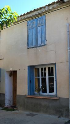 Valensole - Maison de Village - Terrasse
