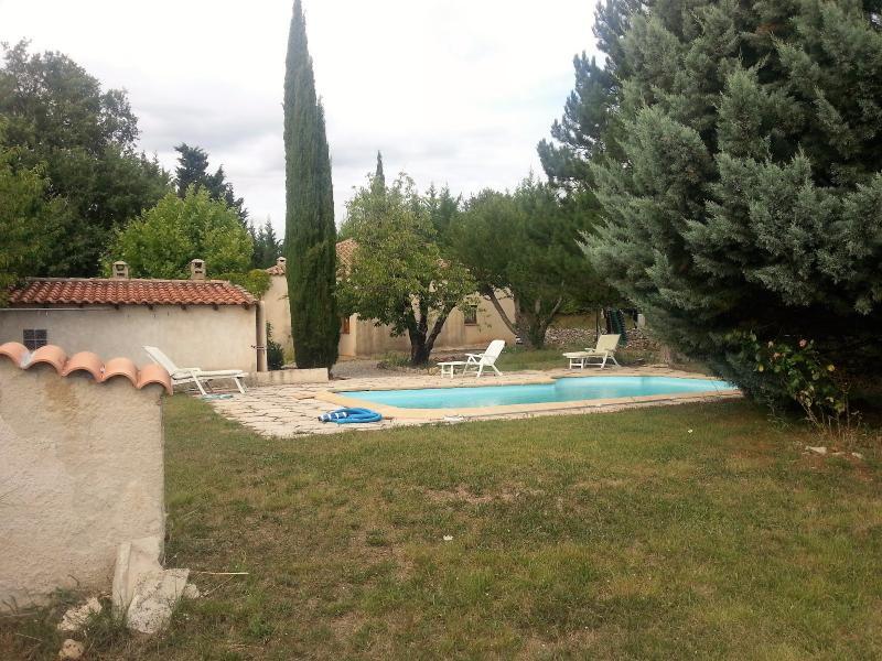 RIANS - Villa 90 m² 3 CHAMBRES - 5800 m² RIANS