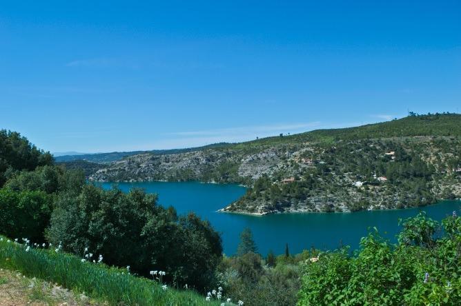 Villa - T5 - 115 m2 - Terrain 8800 m2 -  Accès privée lac - Esparron de Verdon ESPARRON DE VERDON