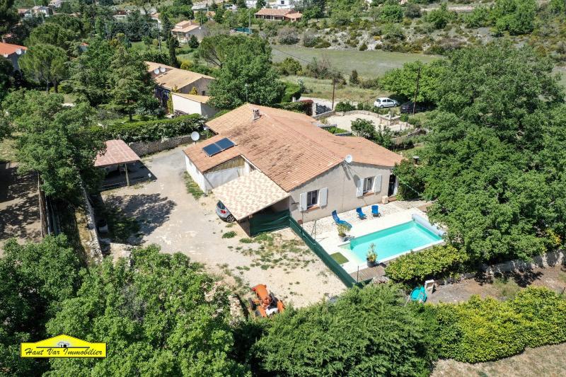 Villa 5 pièces 1503m² de terrain piscine GINASSERVIS GINASSERVIS