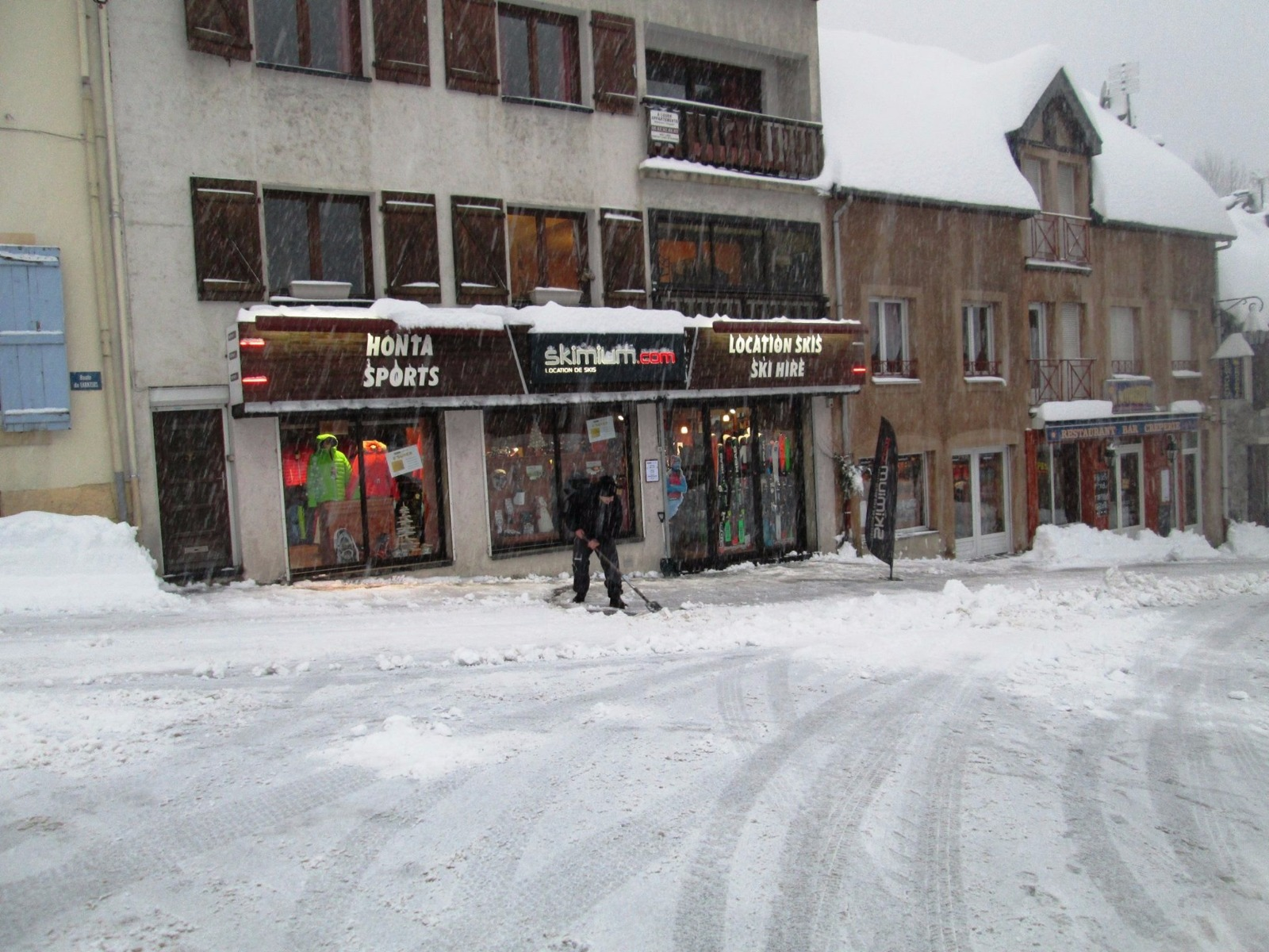 location ski tourmalet