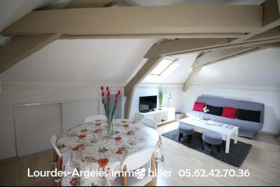 GRAND APPARTEMENT T2 - ARGELES GAZOST