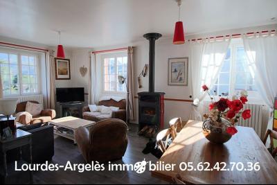APPARTEMENT-MAISON 117 m² - ARGELES GAZOST