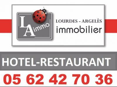 HOTEL-RESTAURANT ** - LOURDES