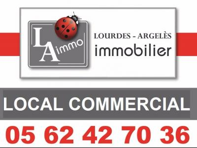 LOCAL COMMERCIAL/PROFESSIONNEL - LOURDES