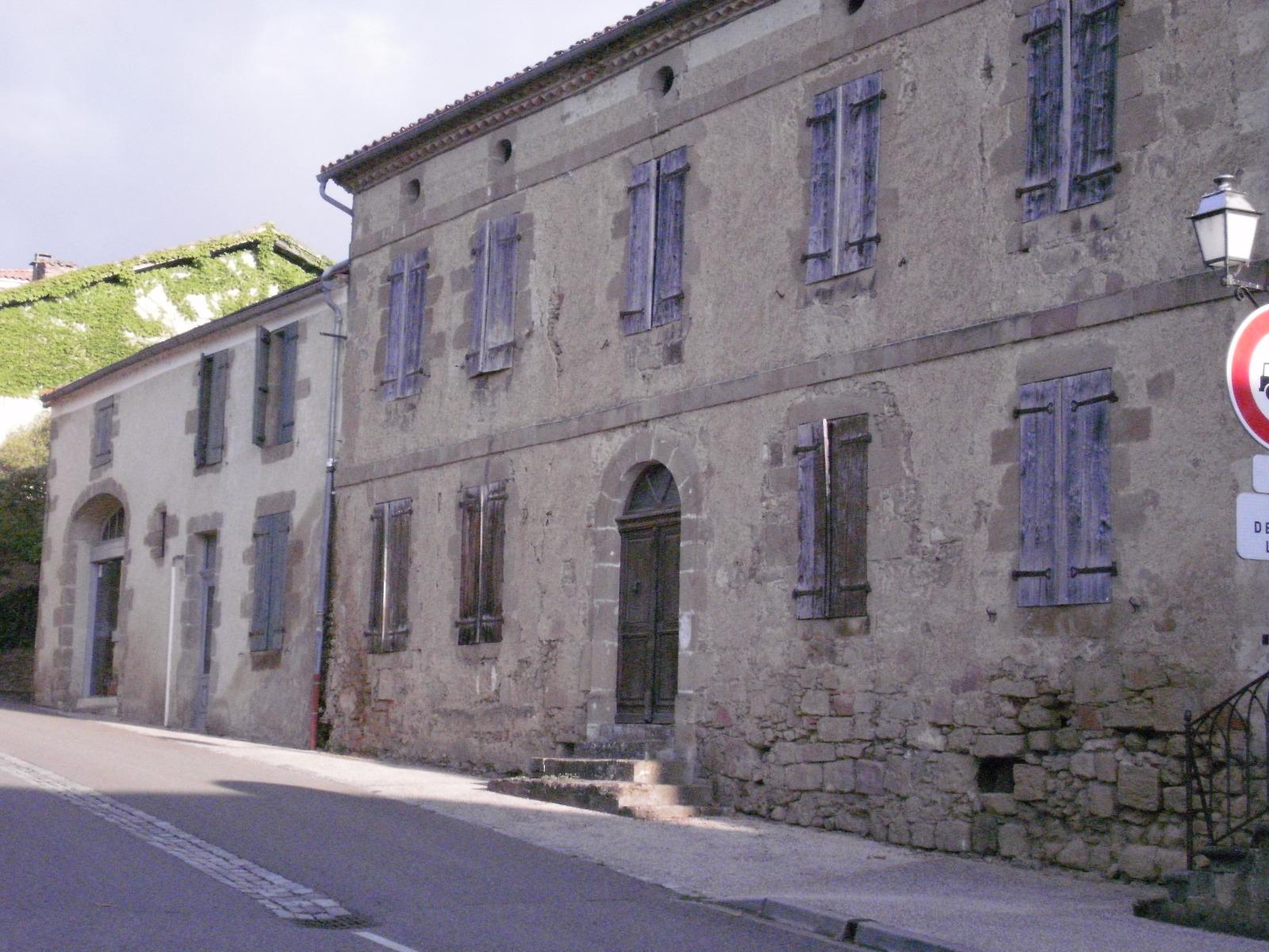 Vente Maison Ancienne A Restaurer Gascogne 32290 350m