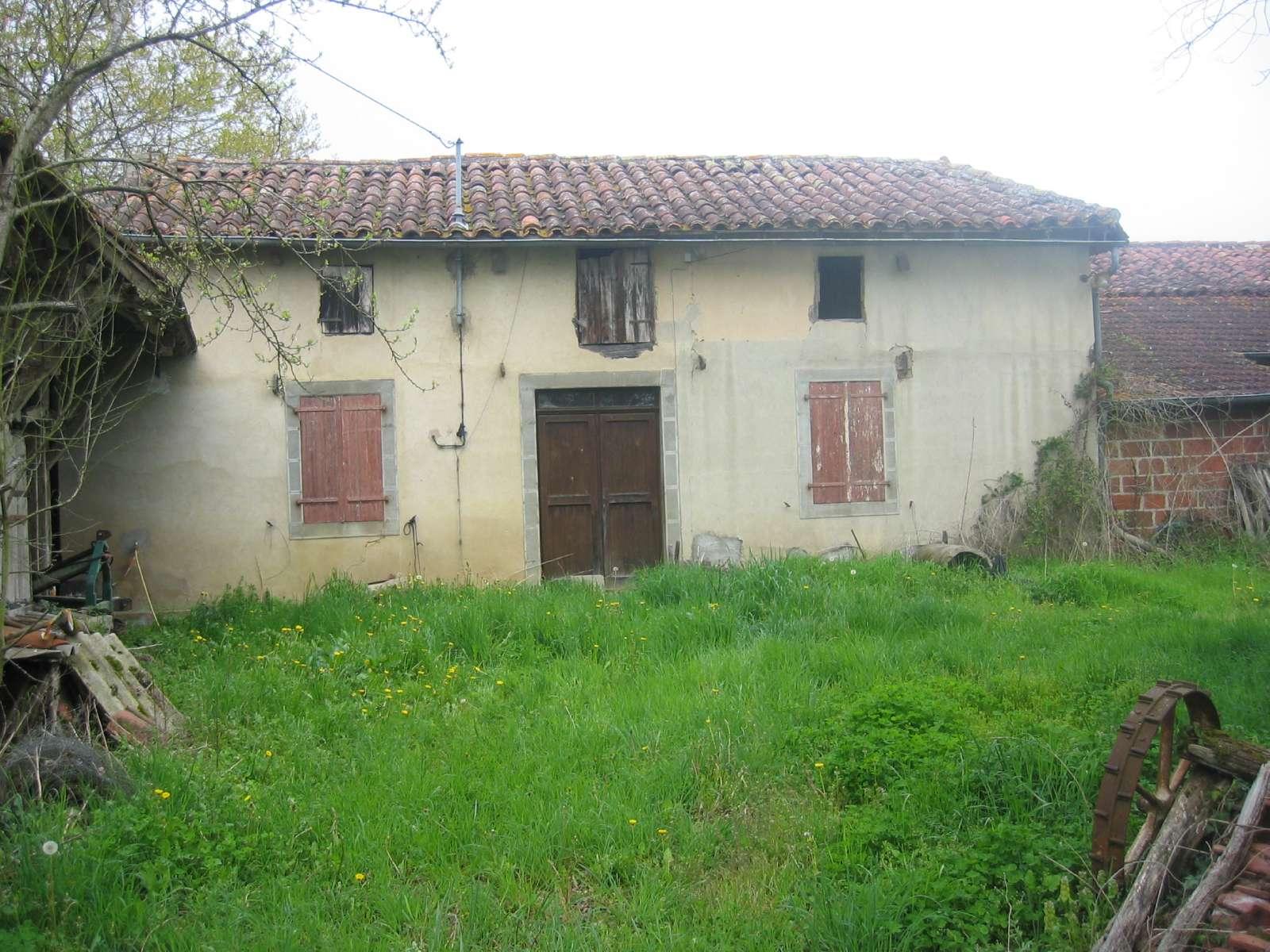 Vente maison ancienne renovee termes d 39 armagnac 32400 for Valeur maison ancienne