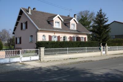 Vente THIEBLEMONT FAREMONT, Maison à la campagne 175 m² - 6 pièces
