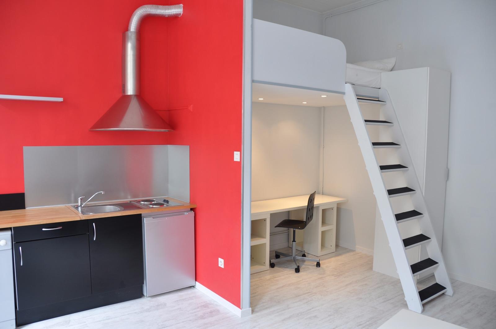 Location appartement avignon 84000 32m avec 1 pi ce s ipv - Appartement meuble avignon ...