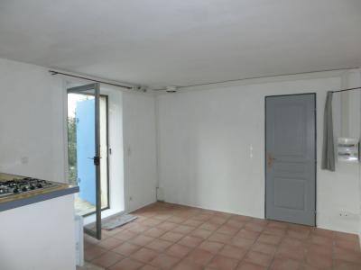 Cadre exceptionnel pour cet appartement T2 en duplex