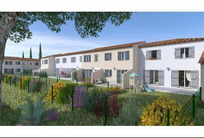 Villa neuve T4 85m� avec jardin 80m�, garage + 2 parkings