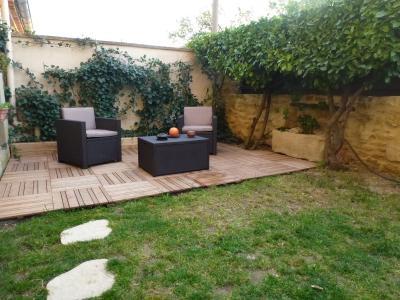 Maison de ville Loft + garage et jardin