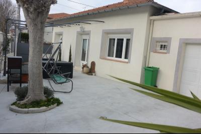 Maison T4 plain pied - grande cour et garage