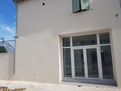 Appartement T2 de 38m² avec cour de 35m² environ