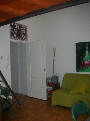 studio avec mezzanine + parking en résidence de standing