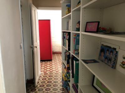 Vue: d�gagement couloir, APPARTEMENT ART-DECO, AVIGNON INTRA-MUROS T3, TERRASSE et CAVE
