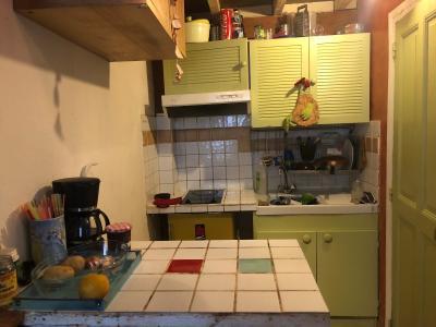 Vue: cuisine, IDEAL INVESTISSEUR AVIGNON INTRA - MUROS  - STUDIO EN DUPLEX
