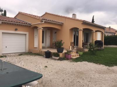 """Magnifique villa T4 de plein pied sur 650m2 de Jardin a louer """"Le THOR"""""""