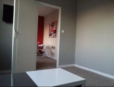 A louer T1 bis de 25m2 meublé Intra-Muros