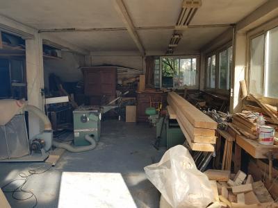 Bureaux/ Atelier proche remparts