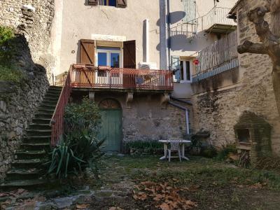 Maison de ville 100m² habitables avec jardin