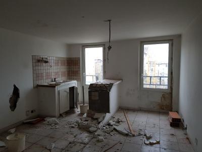 Centre historique - Immeuble 4 appartements à rénover