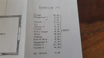 VILLA 4 CHAMBRES AU CALME