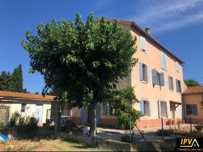 AVIGNON-MONTFAVET, Belle Bâtisse du 19 ème avec 2200 m² de terrain